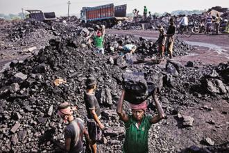 CIL is a state-owned coal mining company headquartered in Kolkata. Photo: Bloomberg