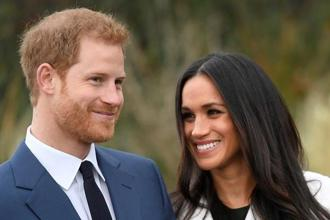 Prince Harry and Meghan Markle. Photo: Reuters