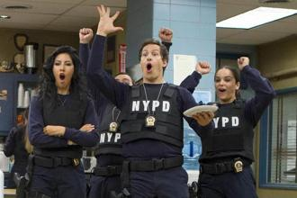 A still from 'Brooklyn Nine-Nine'.