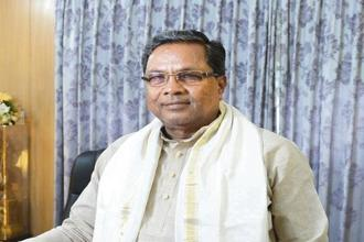 Siddaramaiah. Photo: Mint