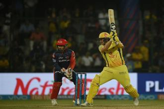 Star India, which has been broadcasting IPL in six languages, will also air the IPL final match in Marathi (Star Pravah) and Malayalam (Asianet Movies), and on Hotstar. Photo: AFP