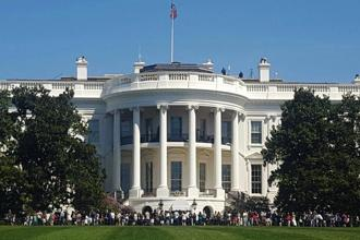 A file photo of White House. Photo: AP