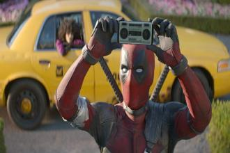 Ryan Reynolds in a scene from Deadpool 2. File photo: Twentieth Century Fox/AP
