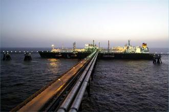 Petronet's mainstay Dahej import terminal in Gujarat processed 17% higher gas at 207 TBtus.