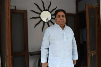 Bolstered by a five-year $2.55-billion broadcast deal signed last year with Rupert Murdoch's Star, the IPL is one of the wealthiest leagues in any sport, helping to consolidate further India's dominance of world cricket. Above, IPL chairman Rajeev Shukla. Photo: AFP