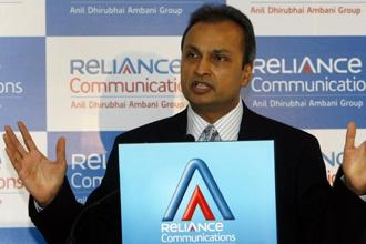 A file photo of Anil Ambani, chairman of Anil Dhirubhai Ambani group. Photo: Reuters