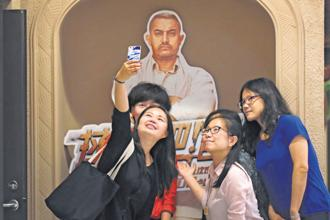 The appeal of Hindi movies with Chinese moviegoers has escalated over the past couple of years. Photo: AP