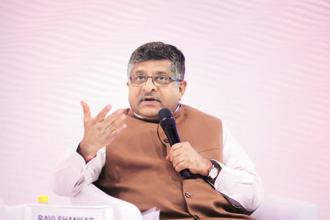 Law and justice minister Ravi Shankar Prasad. India's oil imports rose by over 25% in FY18 to $109 billion from a year ago. File Photo: Mint