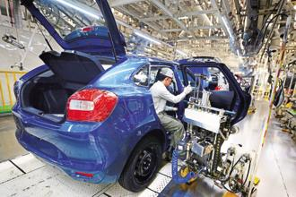 Maruti Suzuki at present has more than 420 vendors in India. Photo: Ramesh Pathania/Mint