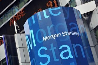 Morgan Stanley had more than $600 billion in assets under management in 2008. Photo: AFP