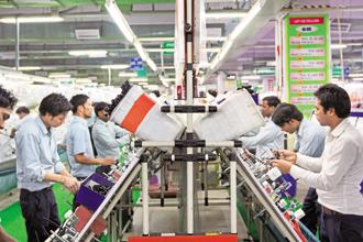 On Thursday, shares of Motherson Sumi were trading 3.36% lower at Rs323.70 apiece at 2.11 pm.