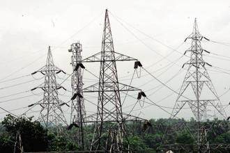 The Budge Budge thermal power station of Calcutta Electric Supply Corporation. CESC revenue from operations increased 14% to Rs1,795 crore in the quarter against Rs1,572 crore in the same period the previous fiscal. Photo: Indranil Bhoumik/Mint