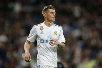 Toni Kroos will look to guide Germany to their second successive World Cup win in Russia. Photo: AP