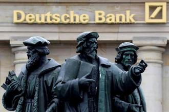 Deutsche Bank has said it will move to smaller premises in New York and will close its Houston office entirely due to a withdrawal from advisory services for the oil and gas sector. Photo: Reuters