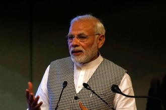 Prime Minister Narendra Modi will visit Indonesia and Singapore from 29 May to 2 June. Photo: Reuters