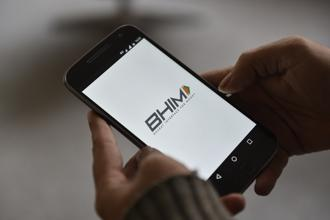 The Modi government aims to grow India's digital economy to $1 trillion by 2022. It is now focusing on getting merchants on the BHIM-UPI platform, besides promoting payments through QR code. Photo: Hindustan Times