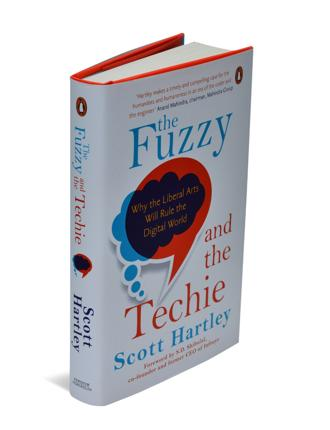 The Fuzzy And The Techie: By Scott Hartley, Penguin 290 pages, Rs599