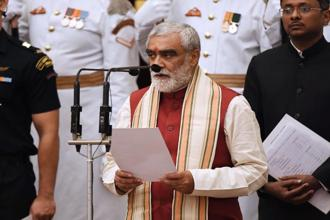 Union minister of state for health Ashwini Kumar Choubey said the Centre has included 1,354 packages in its ambitious National Health Protection Mission (NHPM).  Photo: AP