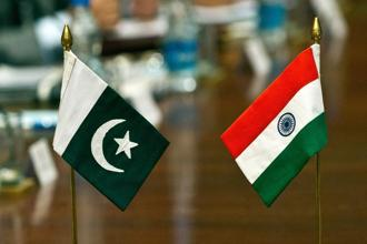 The India-Pakistan Kashmir dispute has simmered since the partition in 1947. Photo: AFP