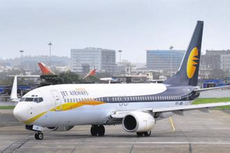 At a time when crude oil prices are high and yields are down, it's challenging for Jet Airways to make profits given its high cost structure. Photo: Abhijit Bhatlekar/Mint