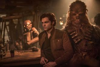 A still of 'Solo: A Star Wars Story'.