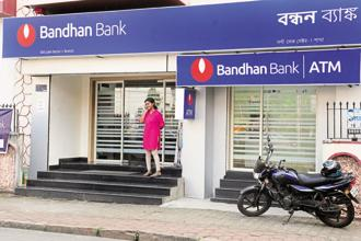 "Goldman Sachs Group this month initiated coverage on Bandhan Bank Ltd with a ""buy"" call. Photo: Mint"