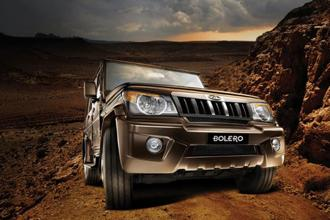 The Mahindra Bolero SUV could eventually be assembled in Durban, South Africa, and exported to sub-Saharan Africa.