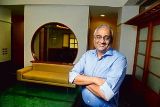 Kishore Biyani-led Future Group is spending Rs100 crore in the first phase of  its Retail 3.0 digital strategy, which blends technology with the bricks-and-mortar store model. Photo: Photo: Abhijit Bhatlekar/Mint