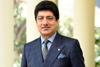 Indian Hotels CEO Puneet Chhatwal. On Friday, shares of Indian Hotels remained unchanged at Rs137.10 on the BSE, while Sensex was up 0.76% at 34,924.87 points from the previous close.