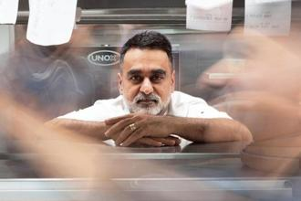 Vineet Bhatia is the second British chef to hold Michelin stars in more than one country.