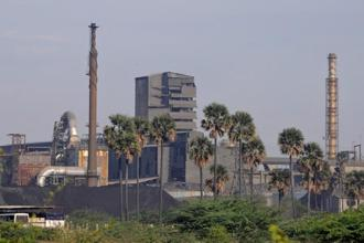 Vedanta Resources' subsidiary Sterlite Copper has begun construction of a new 4-million tonne/year smelter on the edge of the town of Tuticorin. Photo: Reuters
