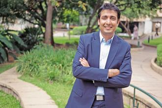 Wipro chief strategy officer Rishad Premji. Wipro had last year launched a multi-million dollar Silicon Valley Innovation Center in Mountain View, California. Photo: Aniruddha Chowdhury/Mint