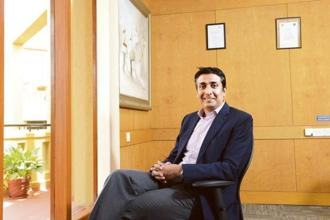 Wipro chief strategy officer Rishad Premji. Photo: Hemant Mishra/Mint
