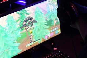 In April, Fortnite made by Epic Games Inc. generated an estimated $296 million in revenue. Photo: AFP