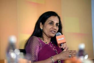 ICICI Bank CEO Chanda Kochhar's leadership has come under a cloud over the Videocon loan case involving her husband and NuPower Renewables founder Deepak Kochhar and the conglomerate's promoter Venugopal Dhoot. Photo: Abhijit Bhatlekar/Mint