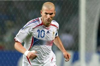 Zinedine Zidane. Photo: AFP