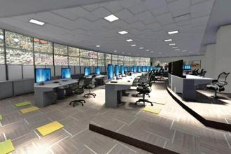 The Bhubaneswar Operations Centre at BMC-Bhawani Mall in Saheed Nagar will be the biggest command control centre in India.