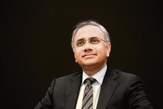 Infosys CEO Salil Parekh. Photo: Mint