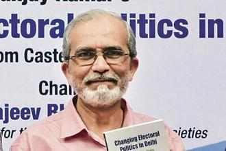 Author and political scientist Suhas Palshikar. Photo: HT