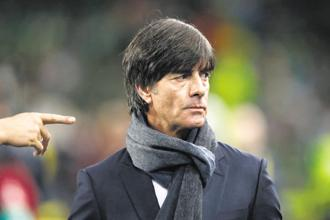 Germany coach Joachim Low. Photo: Reuters