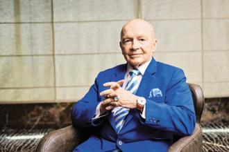 Mark Mobius says Mobius Capital Partners doesn't intend to invest in the upcoming Saudi Aramco IPO as it stands right now and believes oil prices may rise to $100 per barrel in 2018. Photo: Photo: Aniruddha Chowdhury/Mint