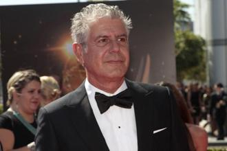 The cause of Anthony Bourdain's death was suicide, CNN said in a statement. Photo: Reuters
