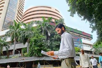 Bombay Stock Exchange in Mumbai. To safeguard investors' interest, Sebi and the exchanges have been introducing various surveillance measures like reduction in price band, periodic call auction, among others from time to time. Photo: Hemant Mishra/ Mint