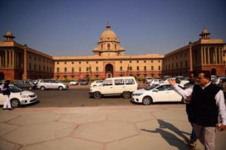Presently, the government is looking to fill 10 positions at the joint secretary level in important departments such as economic affairs, revenue, financial services and commerce. Photo: Pradeep Gaur/Mint
