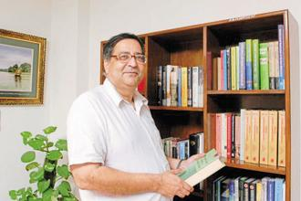 Former chief statistician of India T.C.A. Anant. File photo: Mint