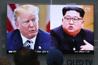 North Korean leader Kim Jong Un has offered to negotiate away his nuclear program if he's provided with a reliable security guarantee from the United States. Photo: AP
