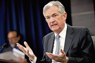 Jerome Powell, chairman of the U.S. Federal Reserve. Photo: Bloomberg