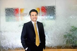 Nitin Jain, CEO of Global Asset & Wealth Management at Edelweiss Group.