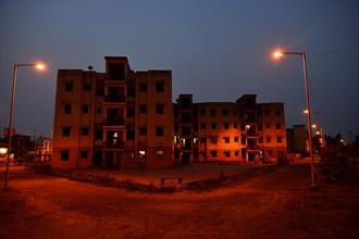MU sector in Greater Noida. Photo: Pradeep Gaur/mint