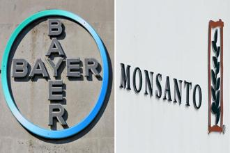 Bayer group closed the acquisition of Monsanto in a multi-billion dollar deal, which was announced in September 2016, after it got all necessary regulatory approvals from various countries including the US and India. Photo: AFP